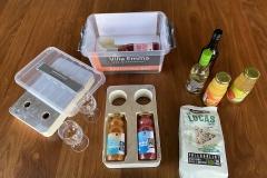 inhoud aperotimebox: wijntje in isolatielaag 1