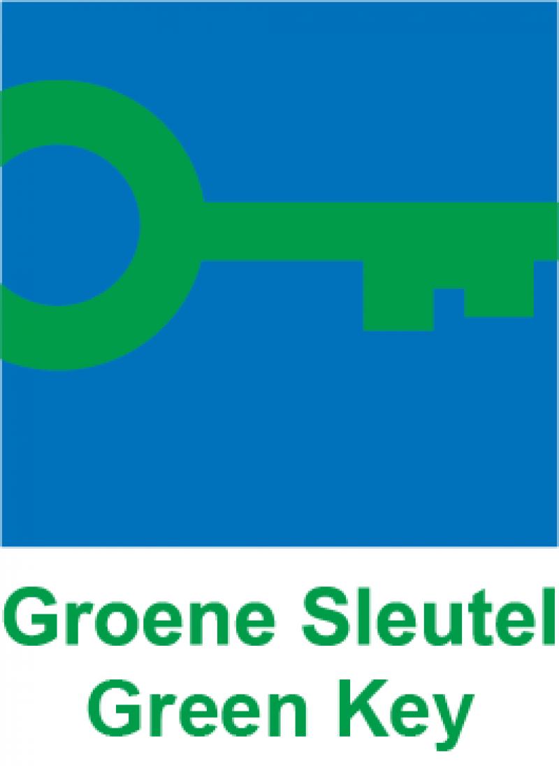 groene sleutel-green key