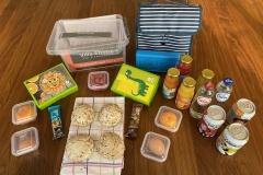 inhoud lunchtimebox