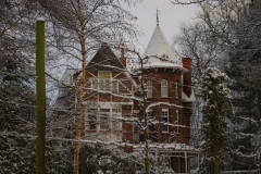 Villa Emma in een sneeuwlandschap 2
