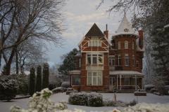 Villa Emma in een sneeuwlandschap 3